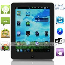 EPAD 8inch dotykový TFT LCD Google Android 2.2 Tablet PC